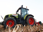 Video Praxistest: Claas Arion 430 CIS